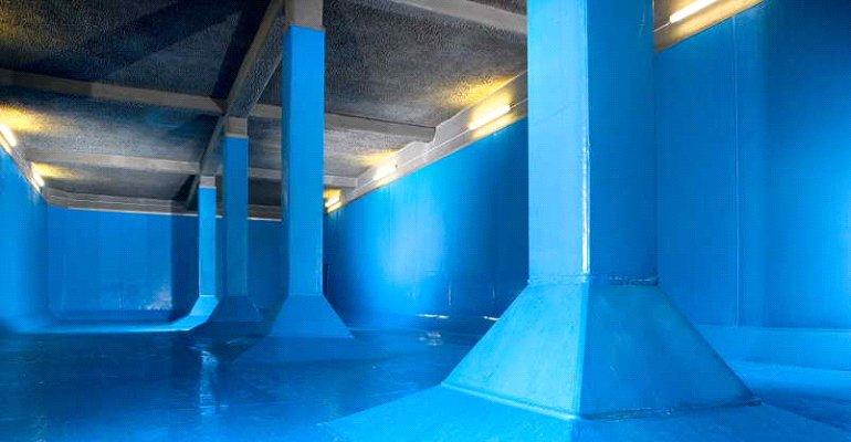 Sistema de renovaci n de dep sitos de agua potable tecnoaqua - Deposito de agua potable ...