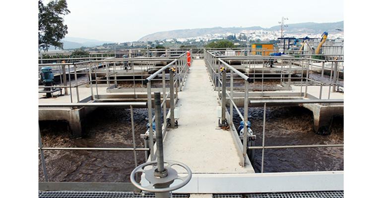 Dinotec entrega la edar de bornos tecnoaqua for Depuradora aguas residuales