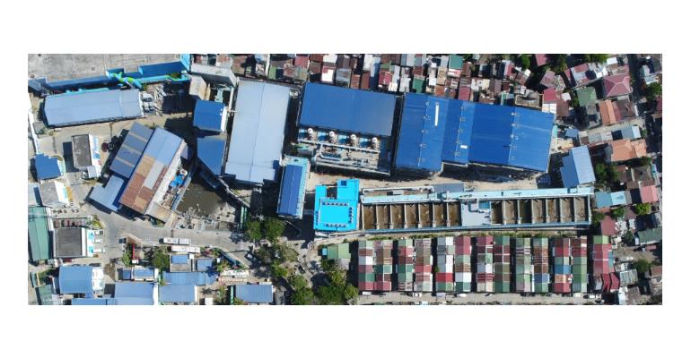Acciona y sus socios inauguran la planta potabilizadora de Nueva Putatán, en Filipinas
