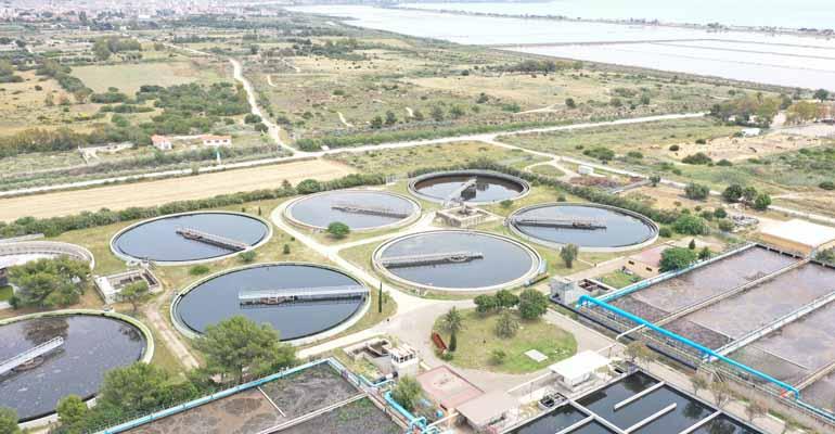 Acciona se adjudica la operación y mantenimiento de las estaciones depuradoras de aguas residuales de Cerdeña (Italia)
