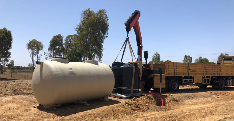 Aco ayuda a un hospital provisional de Casablanca a tratar las aguas residuales para eliminar restos de COVID-19