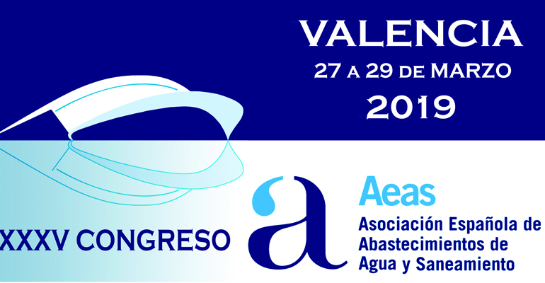 El Congreso AEAS 2019 convertirá a Valencia en la capital del agua urbana