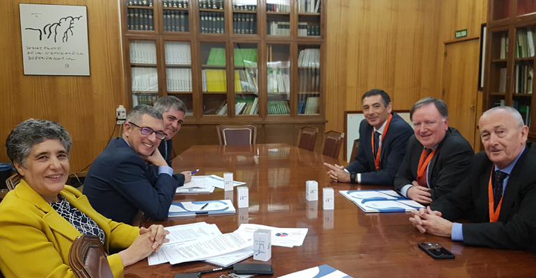 AEAS traslada al Miteco las principales demandas del sector del agua urbana