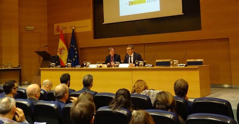 AEAS y Miteco analizan la sequía en el abastecimiento urbano