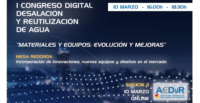 Innovación y diseño de equipos y procesos, ejes de debate de la segunda sesión del Congreso Digital AEDyR
