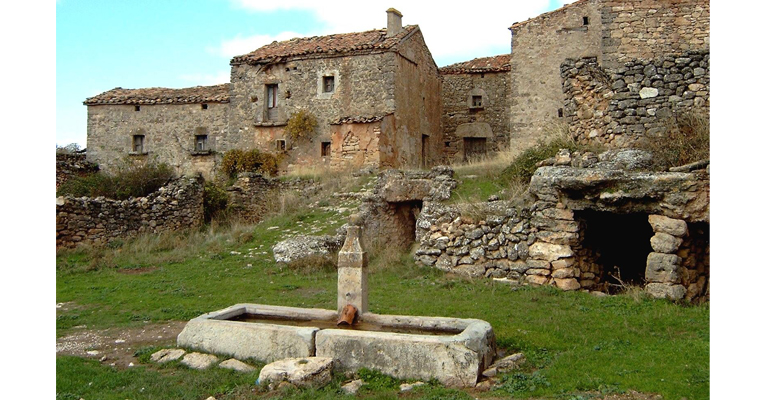 El agua urbana en la España vacía