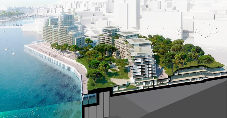 Agru colabora en el desarrollo urbano de Mónaco con sus tuberías y accesorios
