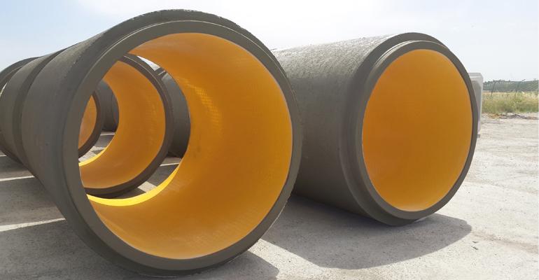Agru: Sistemas de revestimiento termoplástico para protección de hormigón
