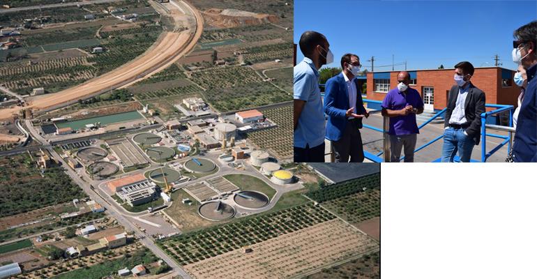 Agua y coronavirus: Facsa y el Ayuntamiento de Castelló estudian la presencia del coronavirus SARS-CoV-2 en aguas residuales para reforzar su detección temprana