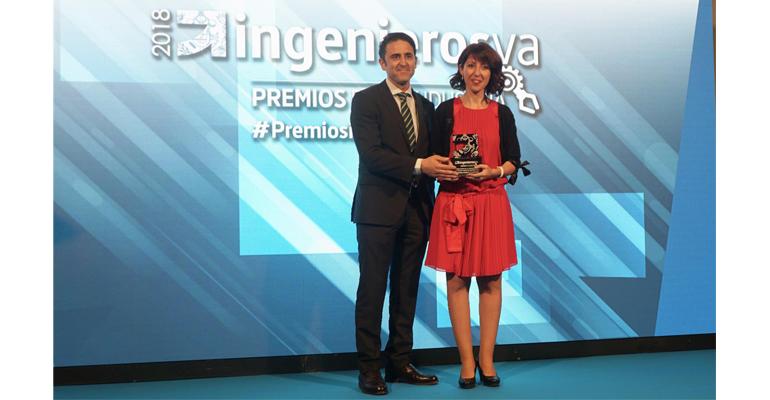 aguambiente-cristina-gonzalez-premio-ingenieros-valladolid-aguas-residuales-industriales
