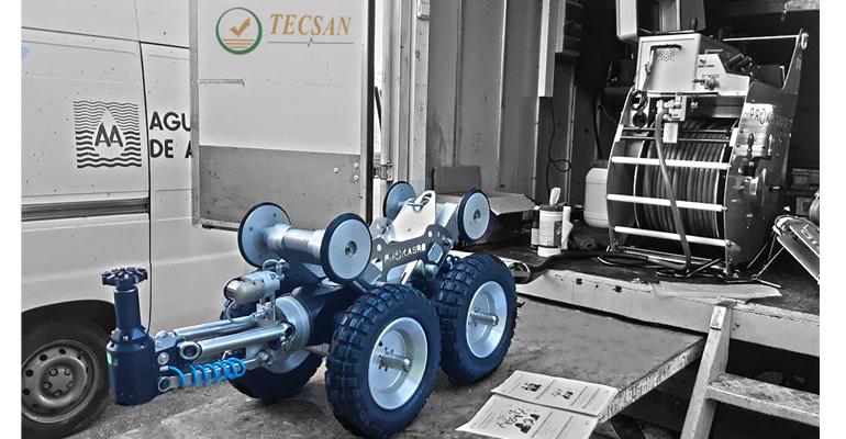aguas-alicante-adquiere-robot-fresado-tecsan-mantenimiento-red-saneamiento