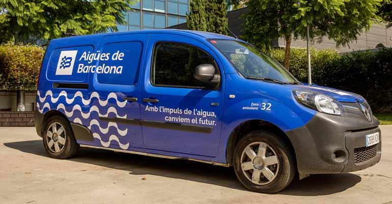 Aigües de Barcelona, al frente de la movilidad sostenible