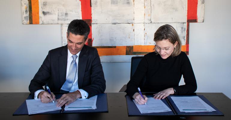 Anfagua alcanza un acuerdo de colaboración con Aenor para la promoción de la formación y la normalización