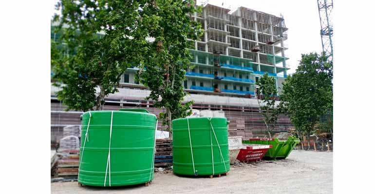 Aqua Ambient y el reciclaje de aguas grises en viviendas colectivas