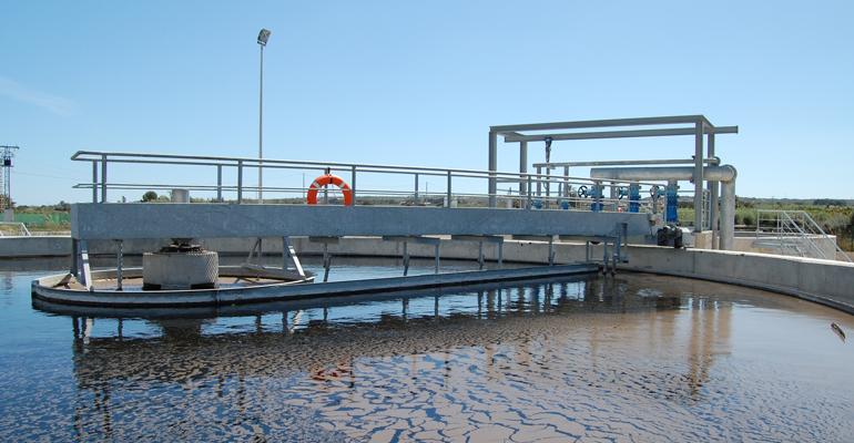 ¿Invertimos suficiente en infraestructuras del ciclo urbano del agua?