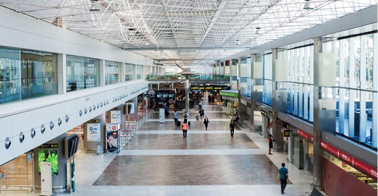 El aeropuerto de Tenerife Sur inaugura su nueva red de abastecimiento de agua de la mano de Aqualia