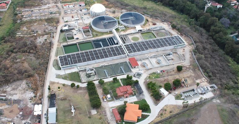 Aqualia completa su presencia en México con la gestión de la depuradora de Cuernavaca