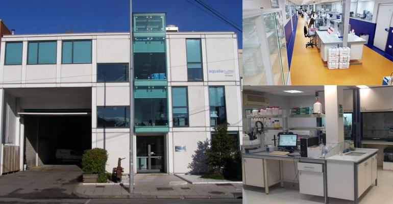 Aqualia inaugura el nuevo Laboratorio Central de Aguas de Oviedo