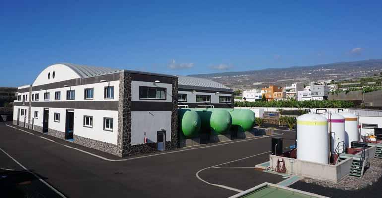 Aqualia patenta una nueva tecnología para desalar agua sin aporte externo de electricidad
