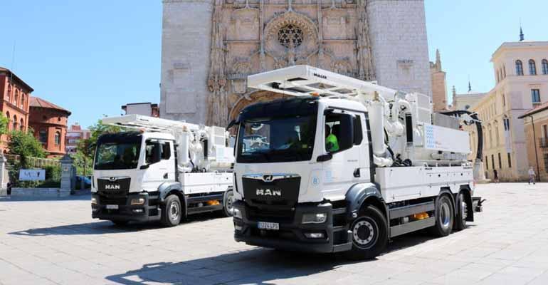 Aquavall apuesta por los sistemas de limpieza de alcantarillado suministrados por Tecsan