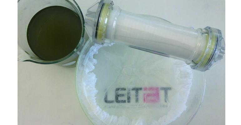 Contactores de membrana para la recuperación de nitrógeno en corrientes líquidas residuales: efecto de la temperatura y limpieza