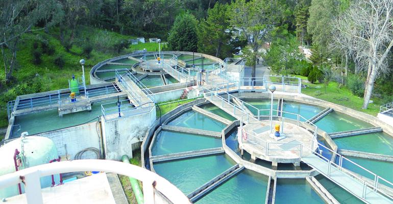 Eliminación de antimonio en la ETAP de Ceuta: pilotaje y optimización del proceso