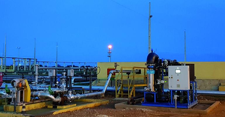 Filtración cerámica para el tratamiento y reutilización del agua producida en la extracción de petróleo