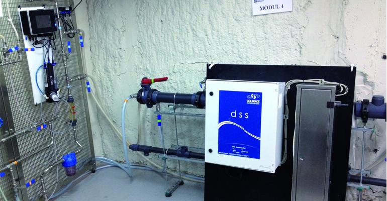 Nuevas tecnologías para la monitorización de biofilm en redes de distribución de agua potable