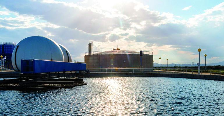 Presencia, tipos y evolución de microplásticos en aguas residuales y EDAR