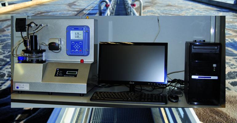 La respirometría para el estudio de la influencia de la temperatura y el oxígeno en la nitrificación en un proceso de fangos activos