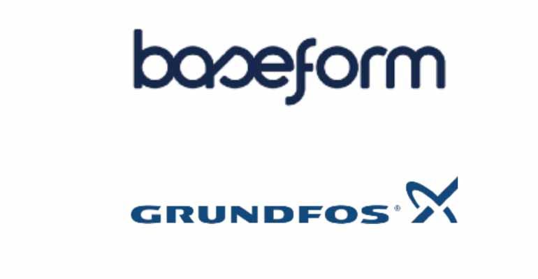 Alianza estratégica en el sector del agua de Baseform y Grundfos