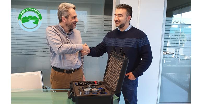 Bilanz Qualitat aporta sus equipos portátiles de medición a Red Control