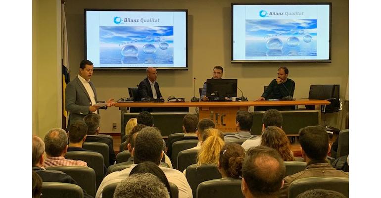 Bilanz Qualitat muestra sus soluciones innovadoras para el control de agua y vertidos industriales en una jornada del ITC