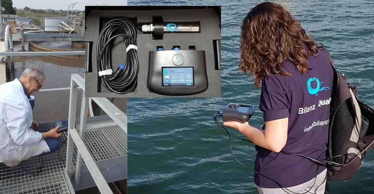 Bilanz Qualitat presenta sus nuevas sondas de medición en una jornada del ITC sobre innovación en el tratamiento de las aguas