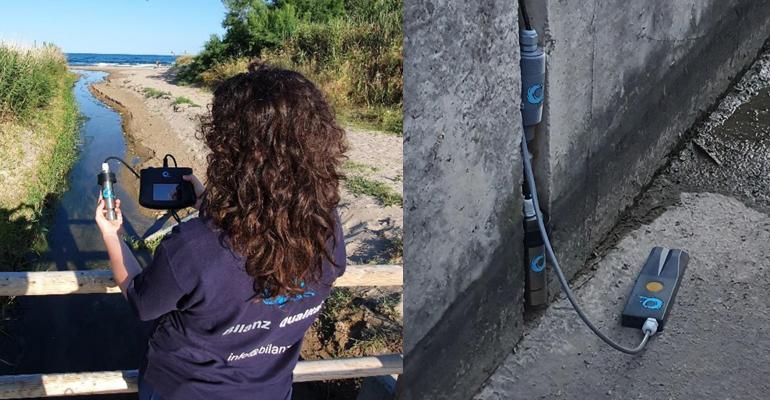 Bilanz Qualitat: Sondas de pequeñas dimensiones para el control de vertidos