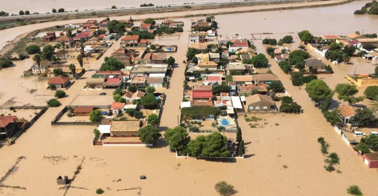 Más de 140 millones de euros para mejorar la gestión del riesgo de inundaciones en el Campo de Cartagena