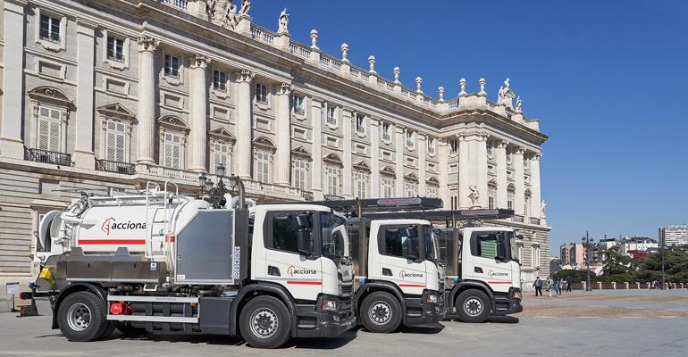 canal-isabel-acciona-usaran-vehiculos-ecologicos-mantenimiento-alcantarillado-saneamiento