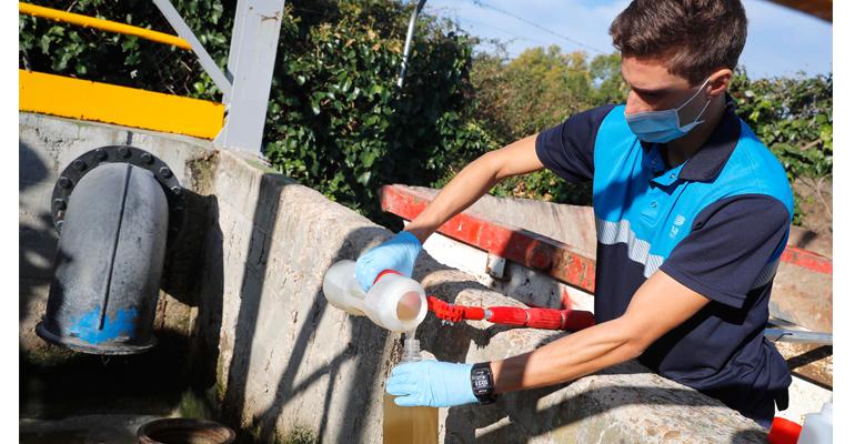 Sistema Vigía de vigilancia epidemiológica en aguas residuales: el caso de la Comunidad de Madrid