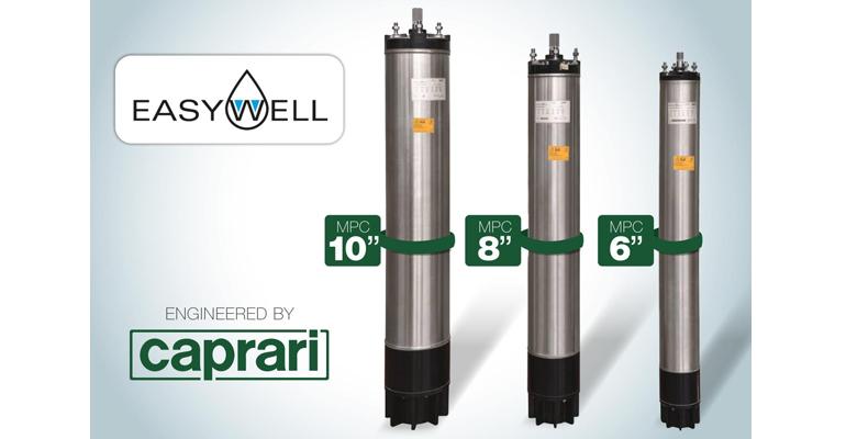Caprari: Motores sumergidos de altas prestaciones