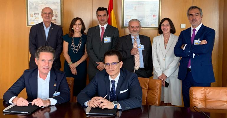 CEM y Canal de Isabel II colaborarán en materia de metrología de contadores de agua