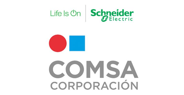 Comsa Corporación entra a formar parte del programa Alliance Partner de Schneider Electric