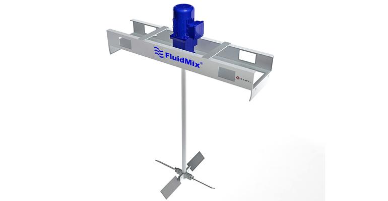 Cramix suministra 20 agitadores a un fabricante de productos químicos