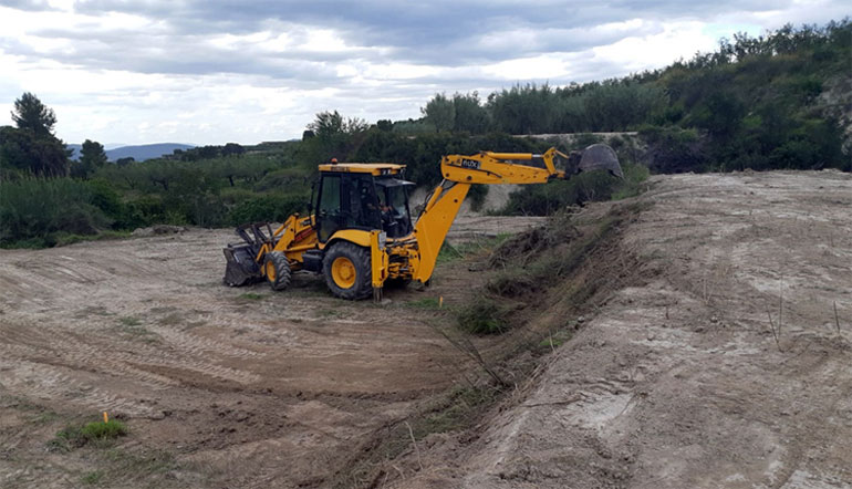 DAM inicia las obras de construcción de la nueva EDAR de Beniatjar en Valencia