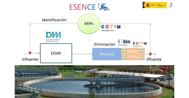 dam-esence-investigacion-eliminacion-contaminantes-emergentes-aguas-residuales