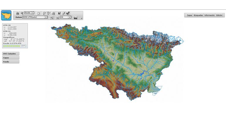Ebro cuenca