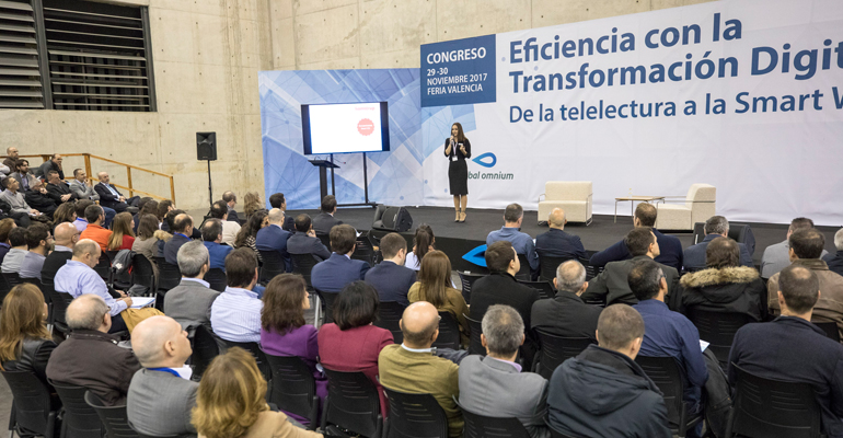 Efiaqua abordará los retos medioambientales y digitales en la gestión urbana del agua