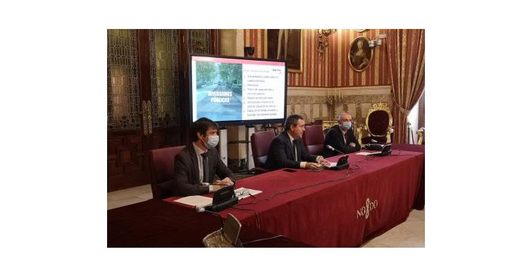 Emasesa ejecutará en tres años 250 millones en obra pública en Sevilla con especial incidencia en los barrios y las infraestructuras críticas