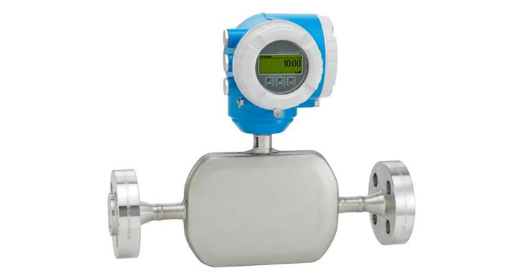 Endress+Hauser: Caudalímetro para medir las velocidades de cuadal más bajas