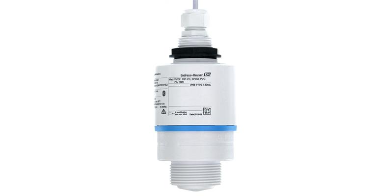 endress-hauser-sensor-radar-aplicaciones-tratamiento-aguas