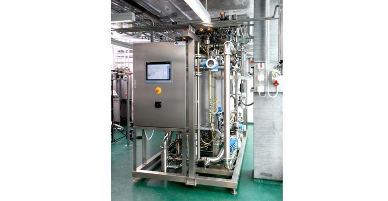 Endress+Hauser desarrolla un sistema de pruebas de higiene y aguas residuales